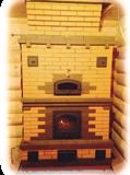 печь с хлебной камерой